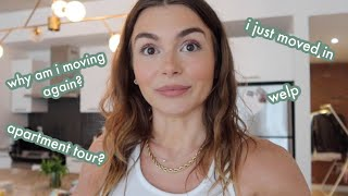 MOVING AGAIN 😅😅😅😅| Vlog: botox, face halo + why i'm moving!