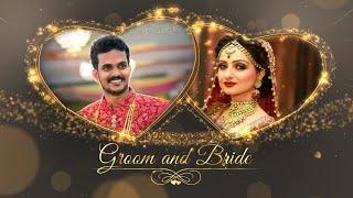 Wedding Invitation Video || E-card || Whatsapp Invite || GC010 || Save The Date