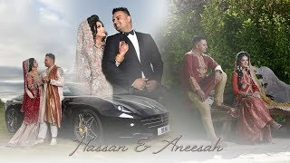 Amazing Asian Wedding Highlights, Hassan & Aneesah. BBC Scotland Getting Hitched Asian Style