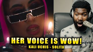 REACTION: Kali Uchis   Solita (Official Video)