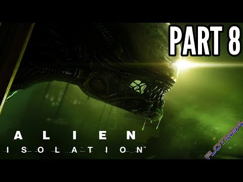 Alien: Isolation #8 | PÁPÁ ALIEN