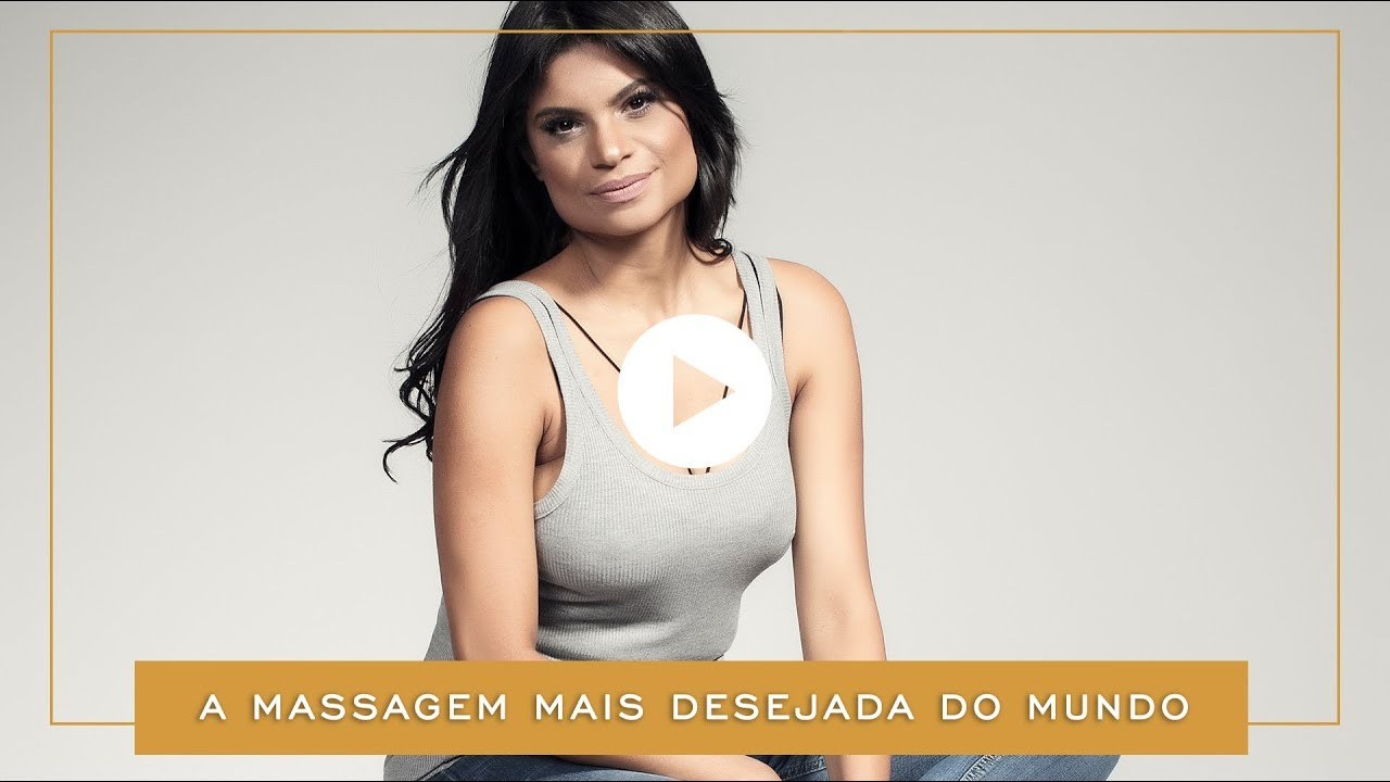 Renata França:<br /> A massagem mais desejada do mundo