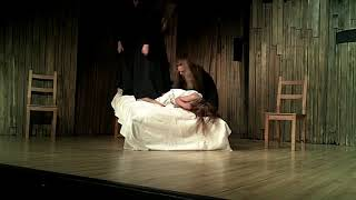 Abigail and the Girls from The Crucible Act I