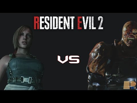 Resident Evil 2 Remake (PC) – RE3 Jill Mod & Nemesis Mod