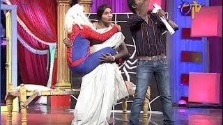 Jabardasth - Rocket Raghava Performance on 30th January 2014