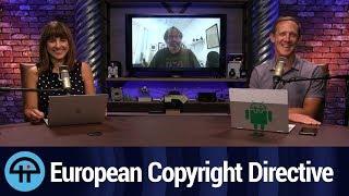 The European Copyright Directive
