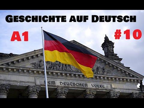 A1 - Geschichte auf Deutsch - Easy German Audio Stories #10 Märchen für niveau A1 German Stories A1