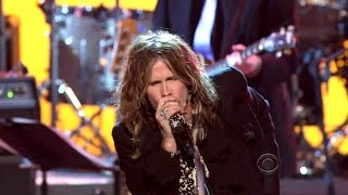 Steven Tyler - She came in through the bathroom window - Premio Kennedy Center 2010