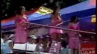 Ivete Sangalo - último carnaval na Banda Eva 1999