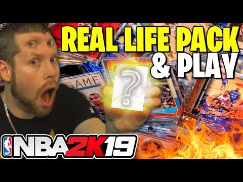 Are Real Life Packs too EXPENSIVE? NBA 2K19