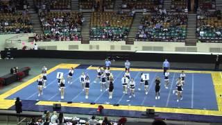 Fruita Monument Wildcats CHSAA Spirit State Championships 2014