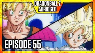 DragonBall Z Abridged Episode 55  TeamFourStar TFS
