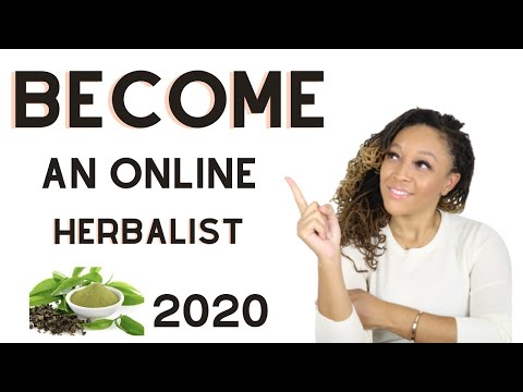 How to become a Successful Online Herbalist in 2020( Grow your online herbal business FAST)