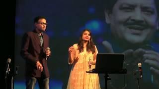 Bin Tere Sanam Mar Mitenge Hum | Udit Narayan, Kavita Krishnamurthy | Nihar Anushree Live