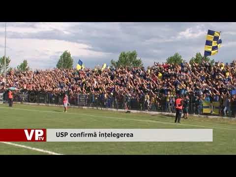 USP confirmă înțelegerea