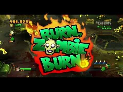 Video of Burn Zombie Burn