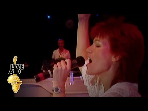 Elton John / Kiki Dee - Don't Go Breaking My Heart (Live Aid 1985)