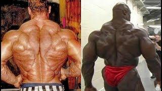 The Best Backs In Bodybuilding History