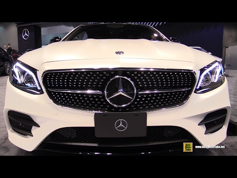 AutoMotoTube 벤츠 E-Class