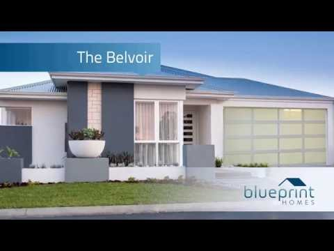 Display home hilbert the belvoir blueprint homes 4 2 2 15m malvernweather Images
