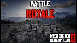 Battle Royale - Van der Linde Gang Fight