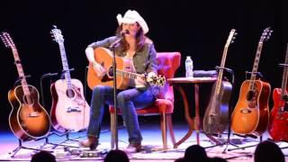 "Terri Clark ""I Just Called to Say Goodbye"" in Kansas, 2/20/16"