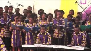 A Safe Stronghold Our God Is Still (MHB 494) - GHAMSU Choir UCC Local