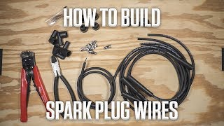 How to Build Spark Plug Wires | Hagerty DIY