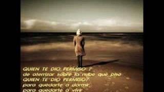 QUIEN CHINGADOS TE DIO PERMISO? - RAUL ORNELAS