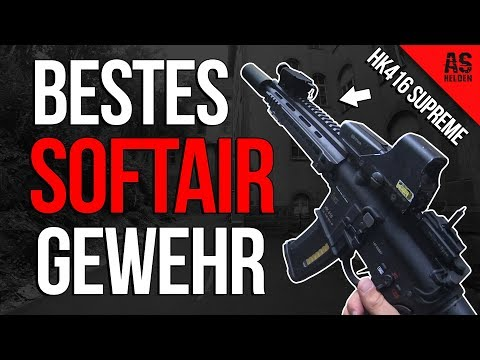 Dieses Softair Gewehr ist unfair!! :D HK416 Supreme Edition
