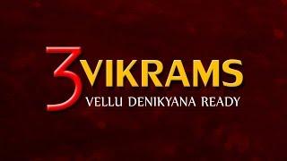3 Vikrams || Telugu Short Film || Short Film Talkies