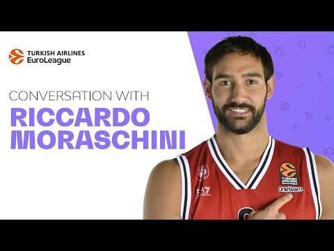 Conversation with Riccardo Moraschini, AX Armani Exchange Milan