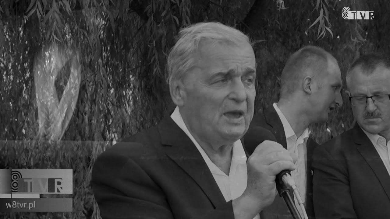 Pożegnanie senatora Andrzeja Owczarka