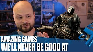 Amazing Games We Admit We