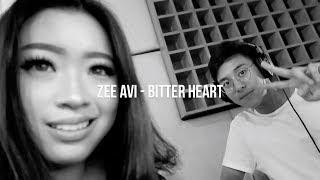 Bitter Heart - Zee Avi ( cover ) ft. Ardhito Pramono   Marcella Febrianne