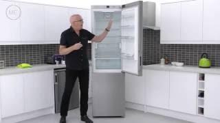 Miele KFN29233Dedt Stainless Steel Frost Free Fridge Freezer