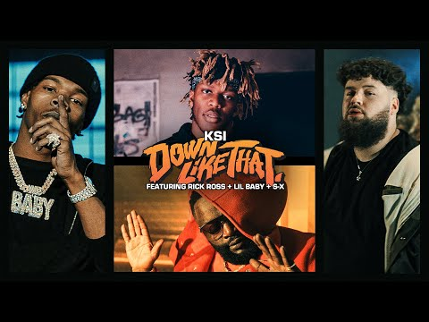 Ksi – Down Like That Feat Rick Ross Lil Baby Amp S X Official Video
