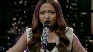 Charice In This Song on LIVE! With  Regis and Kelly
