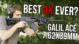 Galil ACE 800+ Round Rifle Review The BEST AK EVER