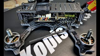 Holybro Kopis Mini 3inch FPV Quadcopter Drone Unboxing & First Flights! CementKid Shoutout & An