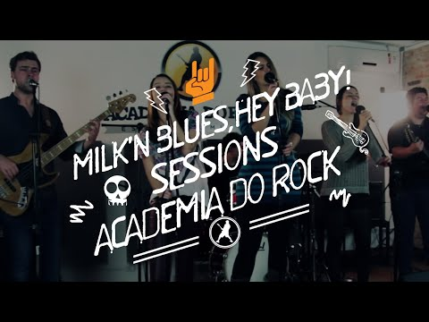 Milk´n Blues na Academia do Rock