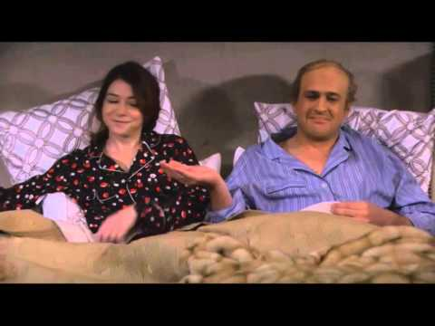 Marshall wins the bet HIMYM Deleted Scenes