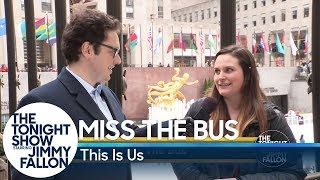Mispronouncing This Is Us (Miss the Bus)