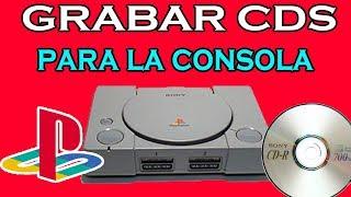 Como Grabar Juegos De PS1 En CD Correctamente [2017]
