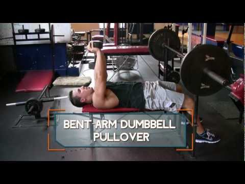 Bent Arm Dumbbell Pullover Exercise Com