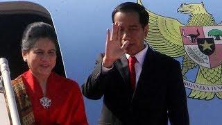 Jenguk Ani Yudhoyono yang Dirawat di Singapura, Jokowi: Saya Sengaja Luangkan Waktu Khusus Hari Ini