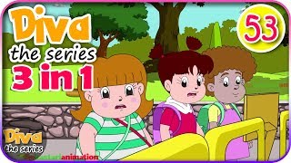 Seri Diva 3 in 1 | Kompilasi 3 Episode ~ Bagian 53 | Diva The Series Official