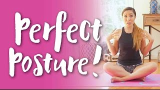 Exercises for Better Posture! by blogilates