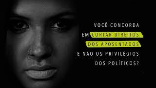 #ReformaDaPrevidênciaNÃO!