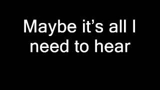 Anthony Evans - Silence (Lyrics on screen)